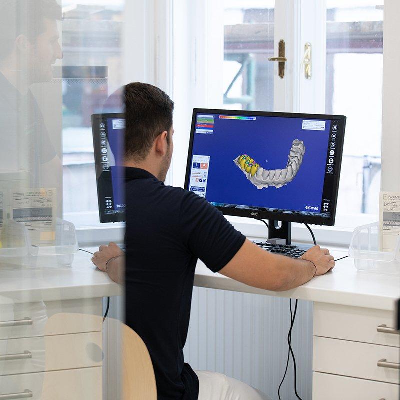 DVT (3D-Röntgen): Zahnärzte am Stadtpark