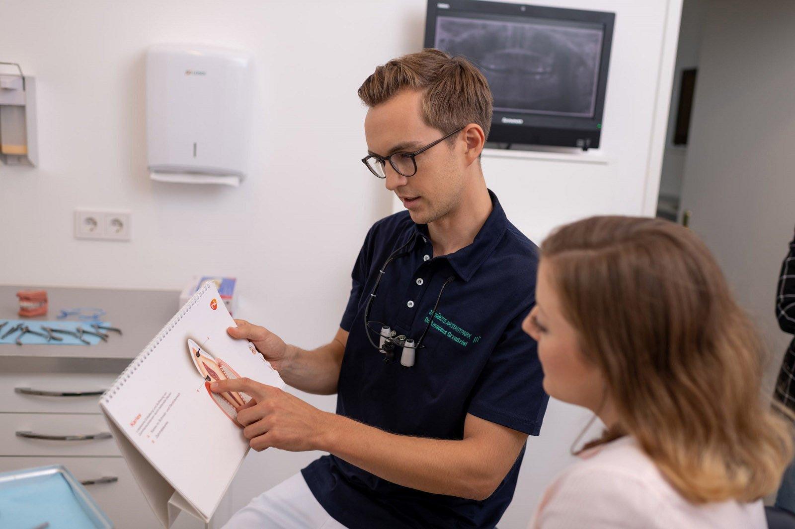 Zahnarzt - Wien – Wählen Sie das Beste - Zahnärzte Am Stadtpark