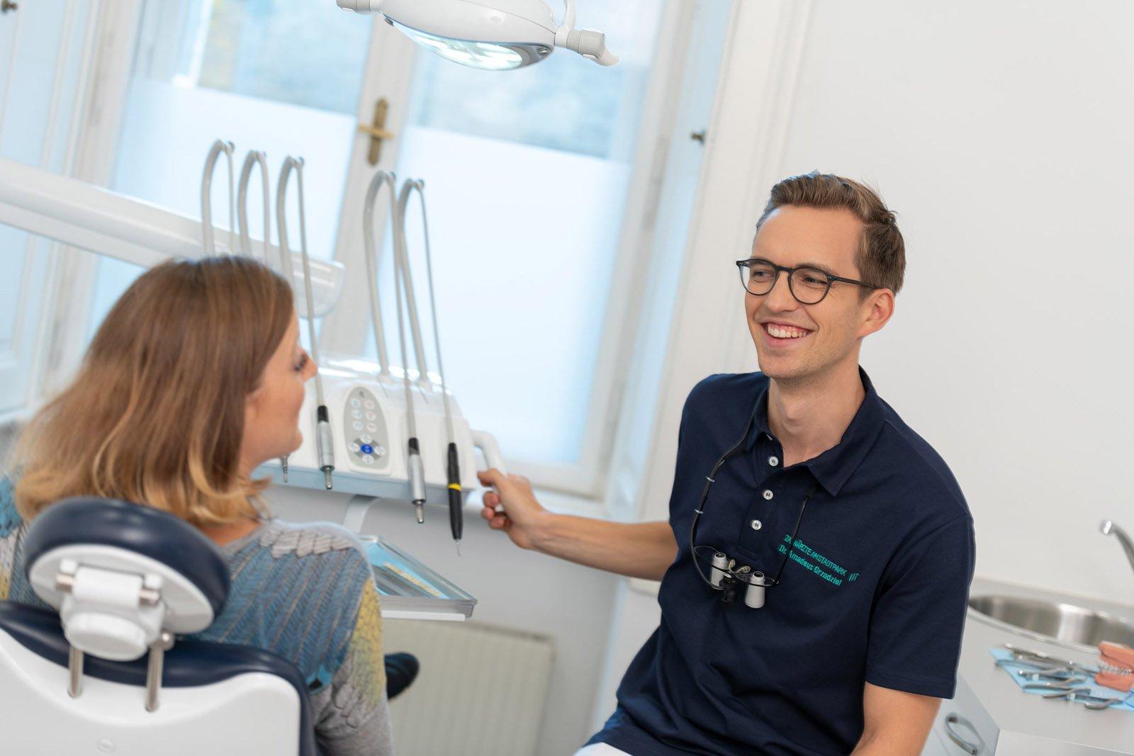 Zahnaufhellung – Wien – Wählen Sie das Beste - Zahnärzte Am Stadtpark