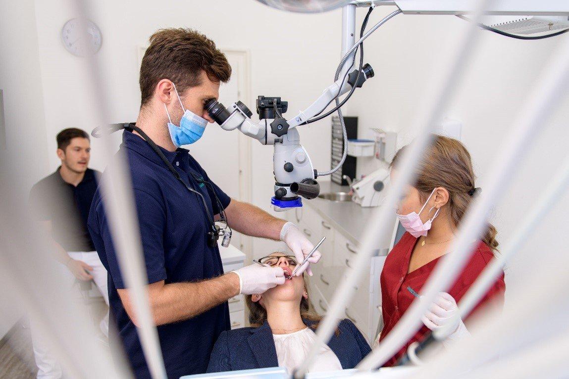 Wurzelbehandlung – Wählen Sie das Beste - Zahnärzte Am Stadtpark